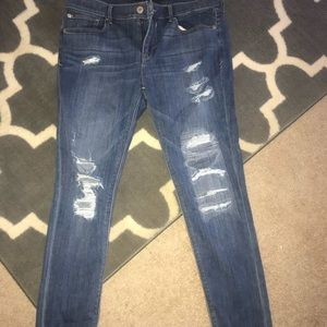 Expressed Distressed Jeans